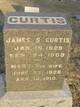 Mary <I>Johnston</I> Curtis