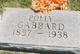"""Mary """"Polly"""" <I>Hignite</I> Gabbard"""