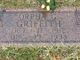 Orpha Glenna <I>Linville</I> Griffith