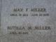 Max Frank Miller