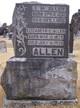 Elizabeth Eleanor <I>Washburn</I> Allen