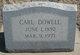 Carl Dowell