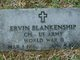 Profile photo:  Gilbert Ervin Blankenship