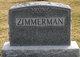Albert Ernst Zimmerman