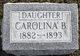 Caroline Bertha Zimmerman