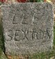 Lee Sexton