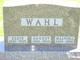 Elsie A <I>Scheel</I> Wahl