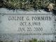 Goldie Genevie <I>Hiser</I> Pommier