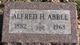 Profile photo:  Alfred Herbert Abbee