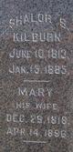 Mary <I>Bartholomew</I> Kilbourn/Kilburn