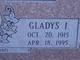 Gladys I <I>Devous</I> Hendershot