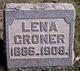 Lena Groner