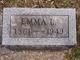 Emma <I>Liggett</I> Jones