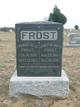 Frances Ellen <I>Hitch</I> Frost