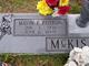 Mavin E <I>Poston</I> McKissick
