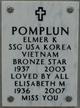 Elmer K Pomplun