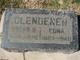 Edna <I>Yancey</I> Clendenen