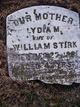 Lydia Mary <I>Lashells</I> Stirk