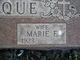 Marie E. <I>Netry</I> Dubuque