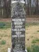 Melvin Millage Wood
