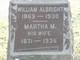 Martha M. Albright