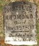 Mozelle Redmond