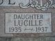 Lucille Marie Dubuque