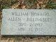 William Horatio Allen Billingsley