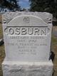 Eva C <I>Cranse</I> Osburn
