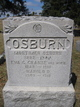 Harold D Osburn