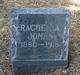 Rachel A Jones
