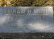 Abram H May