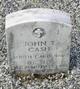 John T Cash
