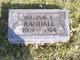 William Edward Randall