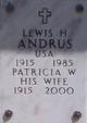 Profile photo:  Lewis Henry Andrus