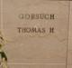 Thomas Harry Gorsuch