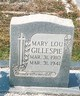 Mary Lou <I>Chastain</I> Gillespie