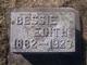 Bessie Edith McGilvra
