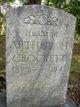 Arthur H Crockett