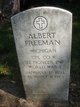 Albert Freeman