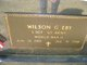 Wilson Guy Eby
