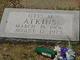 Otis M Atkins