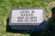 Jane Mildred Baker