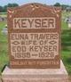 "Eunice ""Euna"" <I>Travers</I> Keyser"