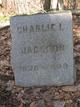 Charlie I Jackson