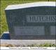 Hannah Jane <I>Rowe</I> Hutchison