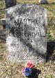 Profile photo:  Martha <I>Hoy</I> Brightwell
