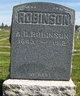 Profile photo:  A. D. Robinson