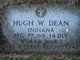Hugh Webster Dean