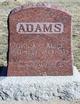 Profile photo:  Alice Adams